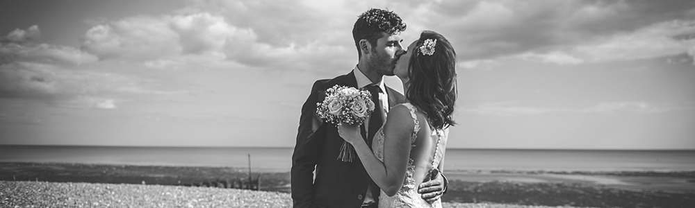 Hayley + James: Worthing Dome